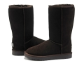 UGG Dark Brown Classic Short Boots